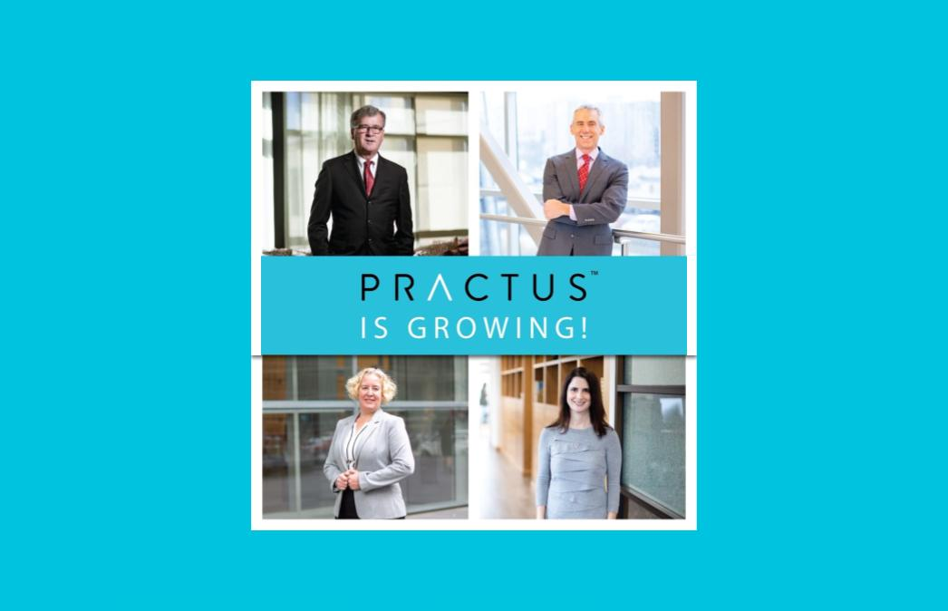 new practus team members