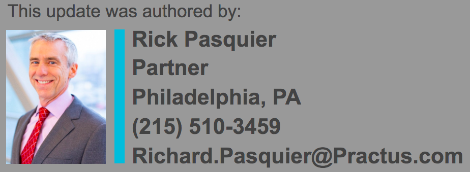 rick pasquier author contact card