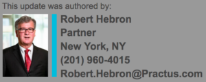 Article Authored by Robert Hebron