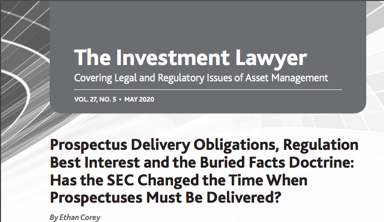 the investment lawyer page screenshot of heading and intro