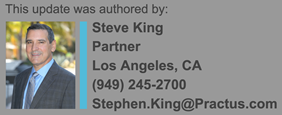 Practus attorney Steve king Author block