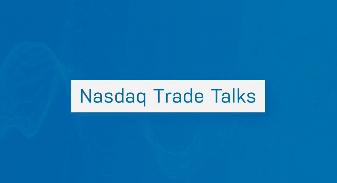 nasdaq trade talks graphic